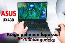 Video: Kas Asus UX430 ultrabook kõlbab mängimiseks?