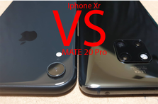 "VIDEO: Huawei Mate 20 VS Apple ""säästutelefon"" Xr. Kumb valida?"
