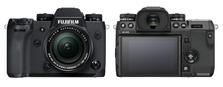 Fujifilmi hübriidkaamerate uus lipulaev X-H1 toob profitasemel videoseadistused ja ergonoomilisema korpuse