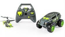 Ülim kaks-ühes tehnoloogiavidin: droonikandjast puldiauto