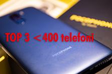 Top 3 alla 400€ telefoni oktoobris  - Videoülevaade