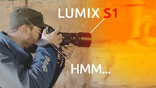 VIDEO: Lumix S1 täiskaader hübriidkaamera esmamuljed. Pole paha.
