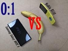 VIDEO: 89€ Nokia banaan VS 999€ Samsung Note 9. + klickbait ehk tasuta telefoni loos.