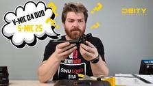 VIDEO: Kaameramikrofonide Deity V-Mic D4 DUO ja S-Mic 2S Ebaõnnestunud Unboxing