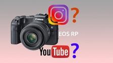 VIDEO: Canon EOS RP Ülevaade - Canoni kõige odavam Täiskaader hübriidkaamera.