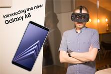 Liiga kallis keskklass - Samsung A8 arvustus - Arvutimaailm Video