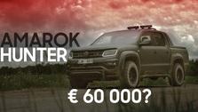 VIDEO. Volkswagen Amarok ülevaade - Äge aga mõttetu luksusmaastur.