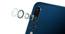 Huawei uus lipulaev P20 Pro. Video