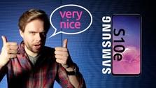 """VIDEO: Samsung S10E - Kellele ja miks Samsungi """"säästumudel"""""""