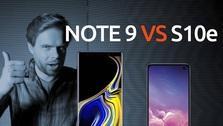 VIDEO: Sama raha eest Note 9 või uhiuus säästu Samsung S10e?