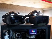 Ülevaade: Varjo VR-3 virtuaalreaalsuse prillid