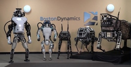 Boston Dynamics'i robot suudab tagurpidi saltot teha