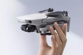 DJI uus Mini2 droon nüüd 4K video, RAW fotode ja 10 km pildiedastusega
