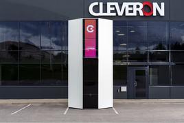 Cleveron investeerib kümneid miljoneid, et katta Eesti pakiautomaatidega, kuhu saab ka toidukaupu tellida
