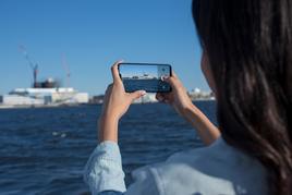 Kuidas suvepuhkusest nutitelefoniga hämmastavaid pilte teha?