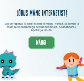 Uus küberturvalisuse mäng Spoofy aitab lastel internetiohtudega toime tulla