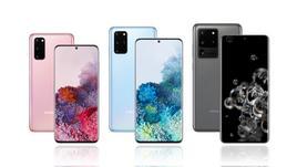 Telia e-poes algas Samsungi värske tippmudeli Galaxy S20 eelmüük