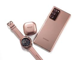 Samsungi uus nutikell Galaxy Watch3 ja helisummutavad juhtmevabad kõrvaklapid Galaxy Buds Live jõudsid Eestis müügile