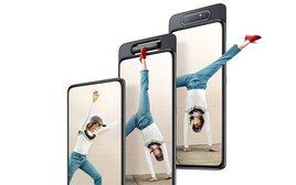 Samsungi pöörleva tagakaameraga Galaxy A80 jõudis Eestis müügile
