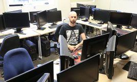 Videomängutööstus ajab Tartus juuri. Aparaaditehases on valminud üle saja prototüübi