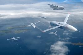 USA sõjavägi katsetab mõttejõul juhitavaid droone
