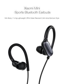 Ülevaade: Xiaomi Sport Mini bluetooth kõrvaklapid.