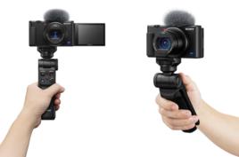 Sony toob turule spetsiaalselt vloggeritele mõeldud taskukaamera ZV-1