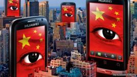 Leedu kaitseministeerium: visake Hiina telefonid minema