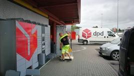 DPD pakiautomaatide võrgustik laieneb ligi poole võrra