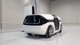 Cleveroni robotid trügivad sõiduteele