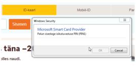 Uusim Google Chrome 70 ei toeta enam Windows 7 all ID-kaarti