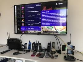 Telia testis 5G võrgus oma TV teenust ja Sony Mobile'i 5G seadet