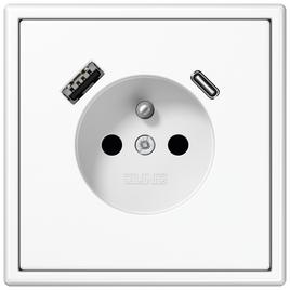 JUNG tutvustab pistikupesadesse integreeritud USB laadimispesasid