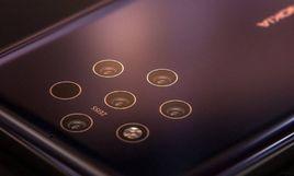 Nokia keerab vinti peale: uus mobiil tuleb viie kaameraga