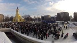 Netiaktivistid kutsuvad 23. märtsil vaba Interneti hävitamise vastu meelt avaldama