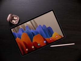 Samsung tutvustas ka uut tahvelarvutit - Galaxy Tab S7 ja Tab S7+