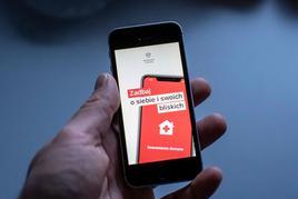 Poolas loodud rakendus aitab jälgida inimeste karantiinis püsimist