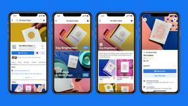 Facebook tuli välja e-poe rakendusega väikeettevõtjatele