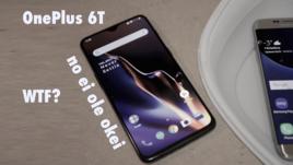 VIDEO: Oneplus 6T ülevaade - 3 põhjust miks Samsung S7 Edge on parem.
