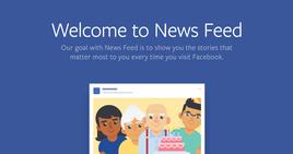 Facebook teeb kogu uudisvoo ringi