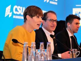 Kersti Kaljulaid Saksa ja ELi juhtidele: Euroopa võiks olla e-riikide paradiis
