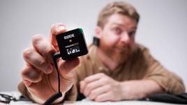 VIDEO: Lihtne viis heli kvaliteedi parandamiseks - Juhtmevaba mikrofon Rode Wireless Go II