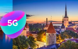 Telia 5G võrk on jõudnud enamus linnadesse ja maakonnakeskustesse