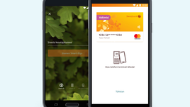 Swedbanki kliendid saavad varsti telefoni kasutada viipekaardina