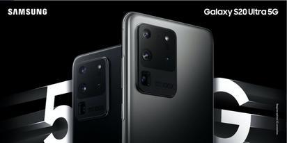 Samsungi Galaxy S20 Ultra osutus Eestis nii popiks, et see müüdi eelmüügis nädalaga läbi