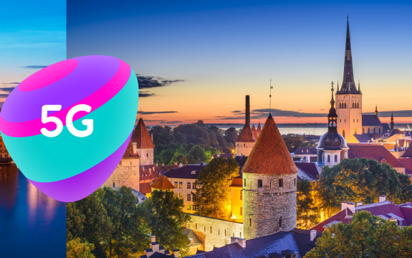 Telia 5G võrku saab kasutada juba enam kui 50 piirkonnas