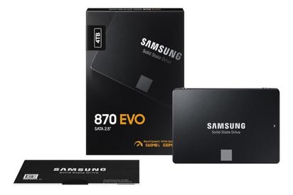 Samsung tõi Eestis müügile uue 870 EVO SSD