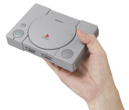 Sony taaselustab PlayStation Classicuga esimese põlvkonna PlayStationi