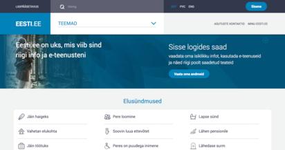 Vaktsineerimise info saamiseks tuleb oma eesti.ee postkasti suunata