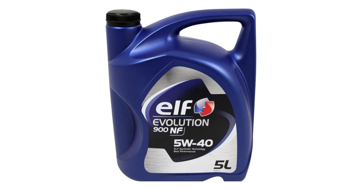 c729537a136 Hinnavaatlus - ELF Mootoriõli EVOLUT 900 NF 5W40 5L